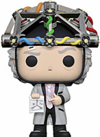 Figurka Back to the Future - Doc with Helmet (Funko POP! Movies)