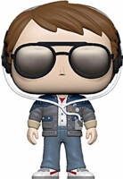 Figurka Back to the Future - Marty with Glasses (Funko POP! Movies)