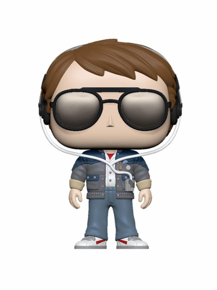 Figurka Back to the Future - Marty with Glasses (Funko POP! Movies) (PC)