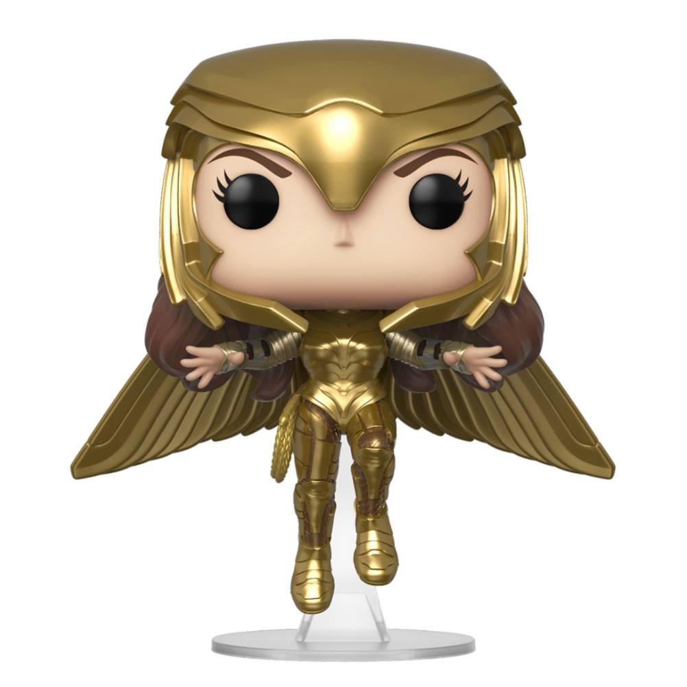 Figurka DC Comic - Wonder Woman Golden Armor (Funko POP! Heroes 324)