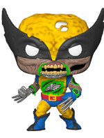Figurka Marvel Zombies - Wolverine (Funko POP! Marvel 662)