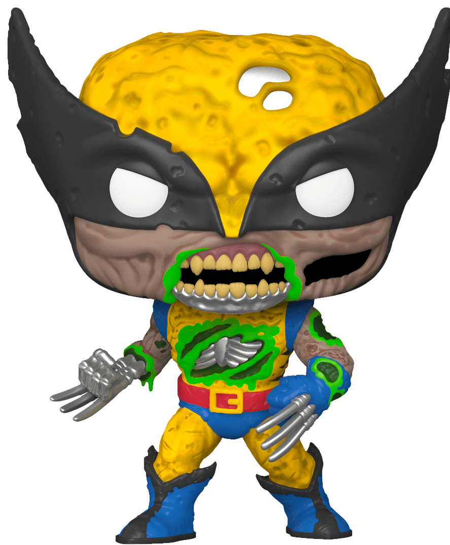 Figurka Marvel Zombies - Wolverine (Funko POP! Marvel 662) (PC)
