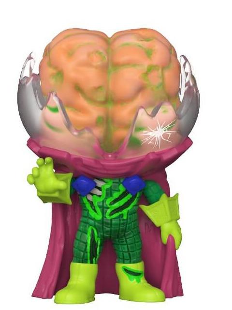 Figurka Marvel Zombies - Mysterio (Funko POP! Marvel) (PC)