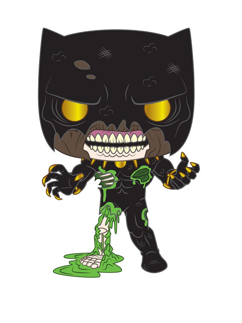 Figurka Marvel Zombies - Black Panther (Funko POP! Marvel) (PC)