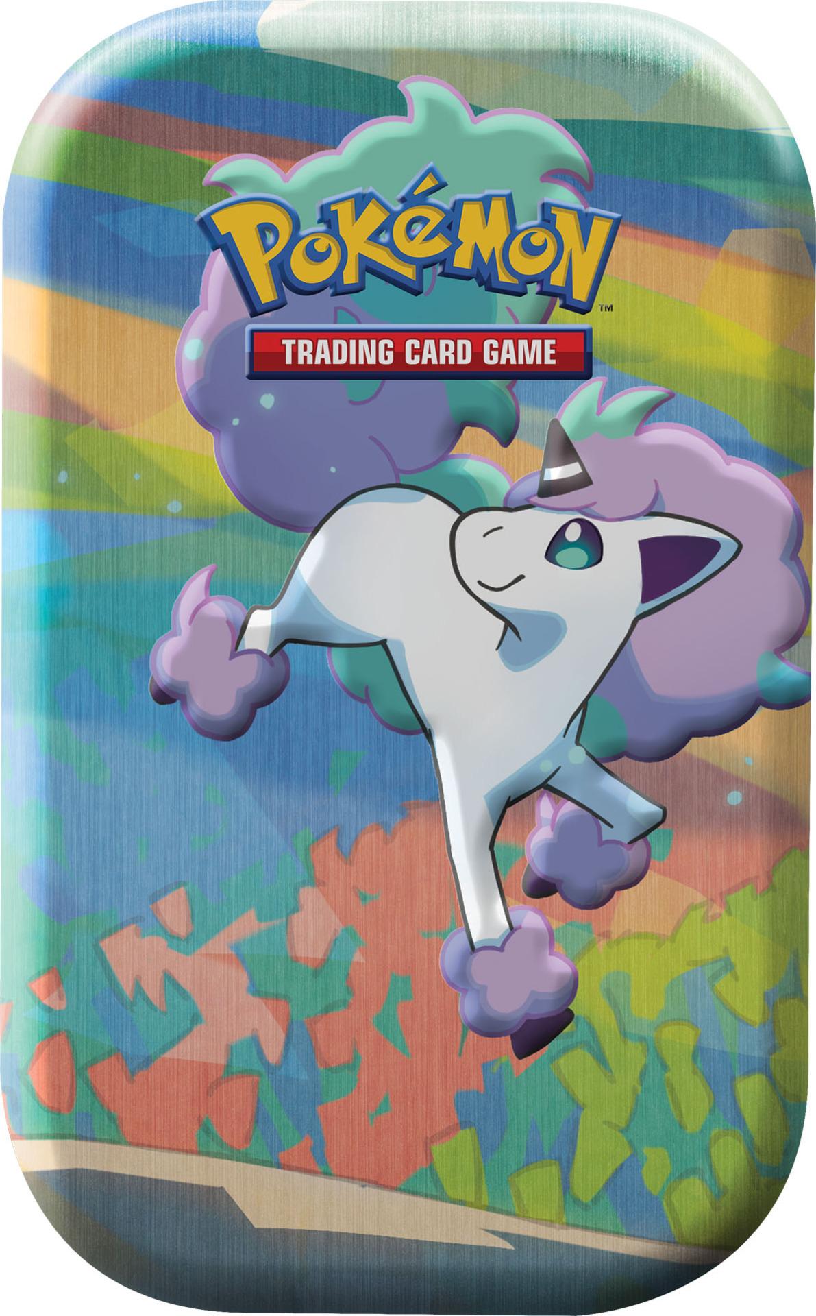 Karetní hra Pokémon TCG - Galar Pal Mini Tin: Galarian Ponyta (PC)