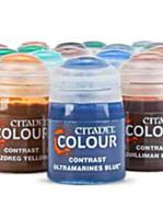 Barvící sada Contrast Paint Collection (34 kontrastních barev)