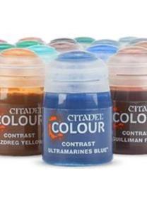 Barvící sada Contrast Paint Collection (34 kontrastních barev) (PC)