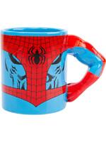 Hrnek Marvel - Spider-Man (3D)