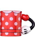 Hrnek Disney - Minnie Mouse (3D)
