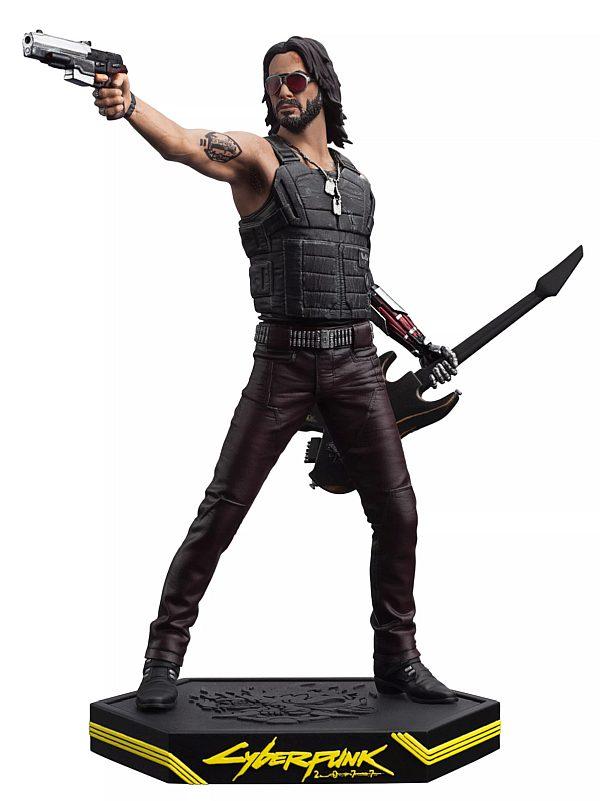 Figurka Cyberpunk 2077 - Johnny Silverhand (Dark Horse, 20 cm)