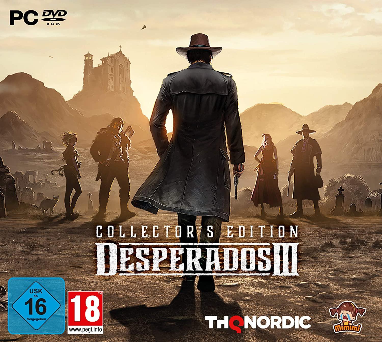 Desperados III - Collectors Edition (PC)