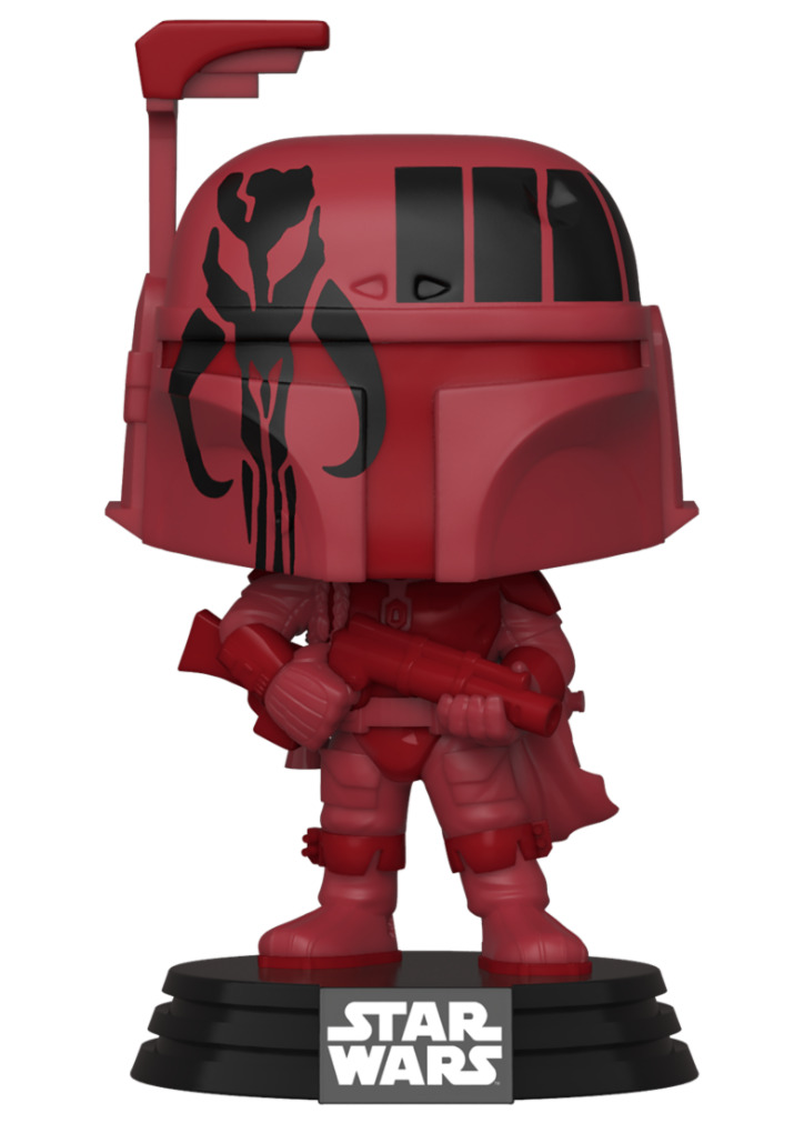 Figurka Star Wars - WonderCon Boba Fett  (Funko POP! Star Wars 297) (PC)