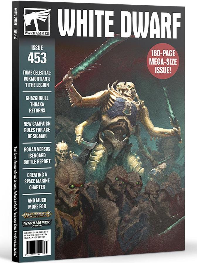 Časopis White Dwarf 2020/04 (Issue 453) (PC)