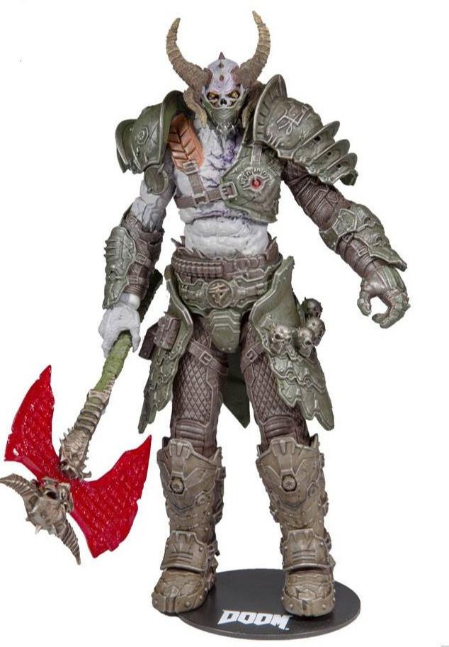 Figurka Doom: Eternal - Marauder (McFarlane) (PC)