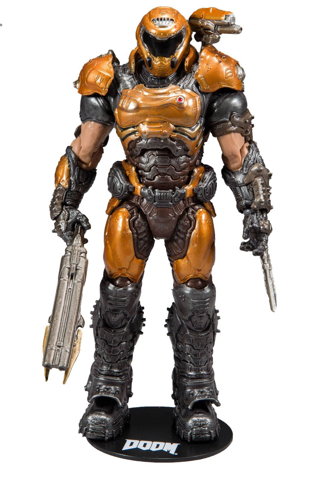 Figurka Doom: Eternal - Doom Slayer Phobos Variant (McFarlane) (PC)