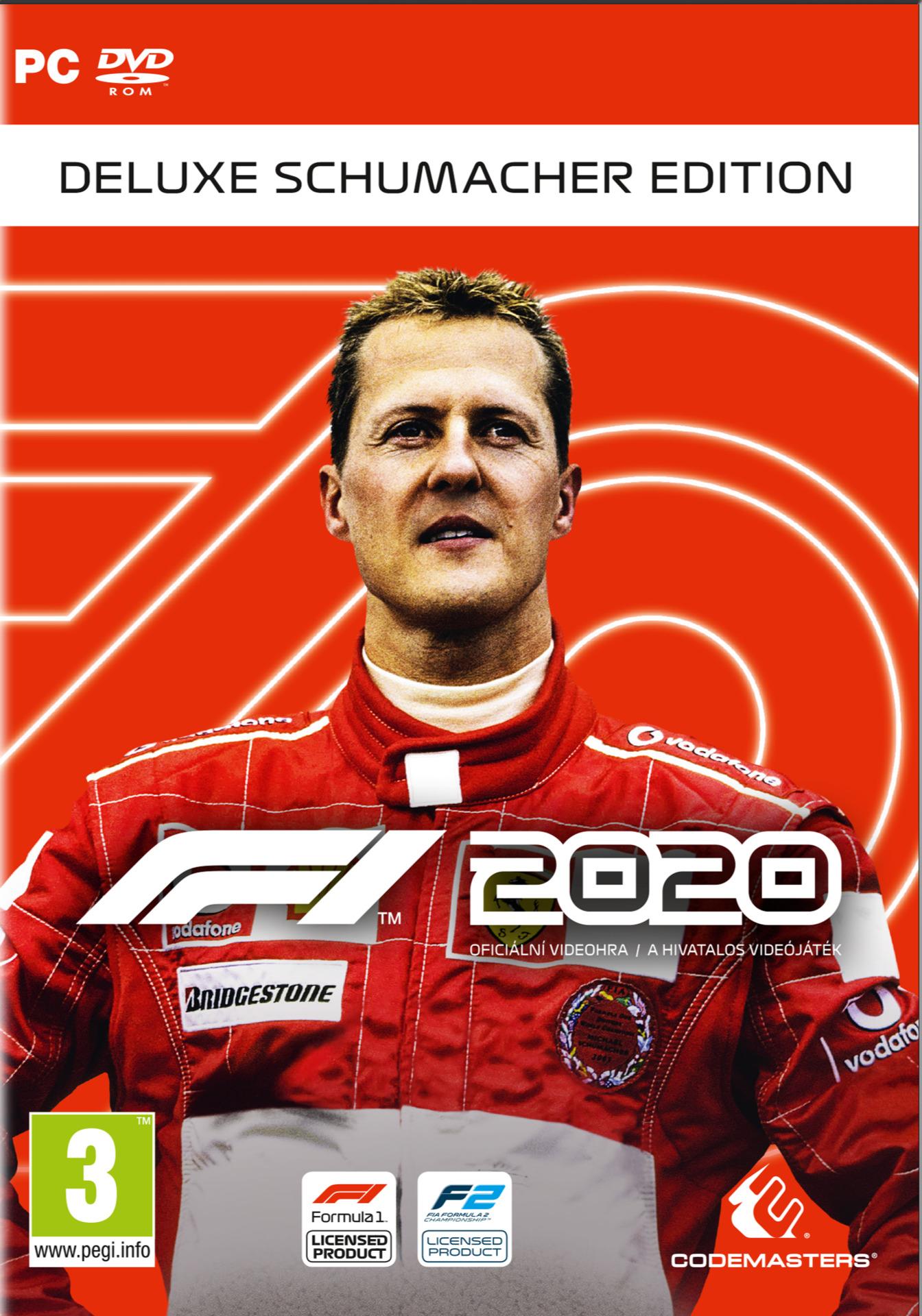 F1 2020 - Deluxe Schumacher Edition (PC)