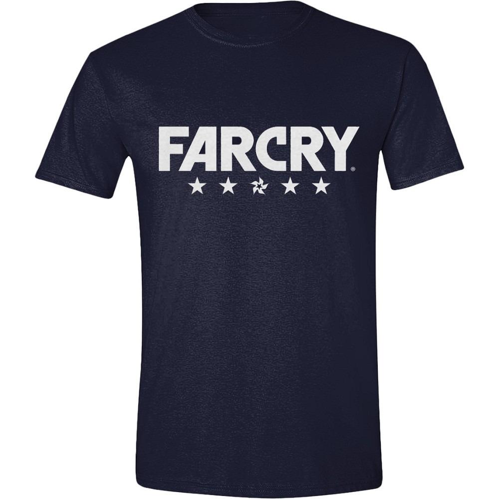 Tričko Far Cry 5 - Logo (velikost XL) (PC)