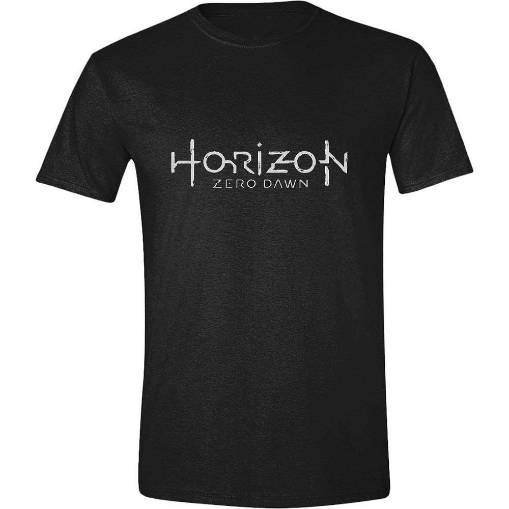 Tričko Horizon: Zero Dawn - Logo (velikost XL) (PC)