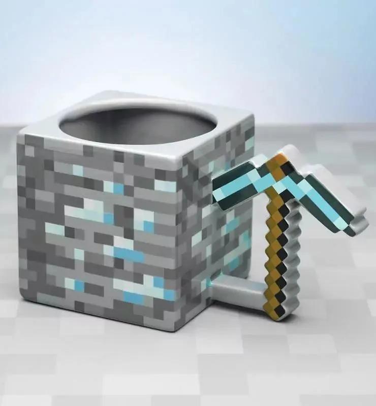 Hrnek Minecraft - Pickaxe (PC)
