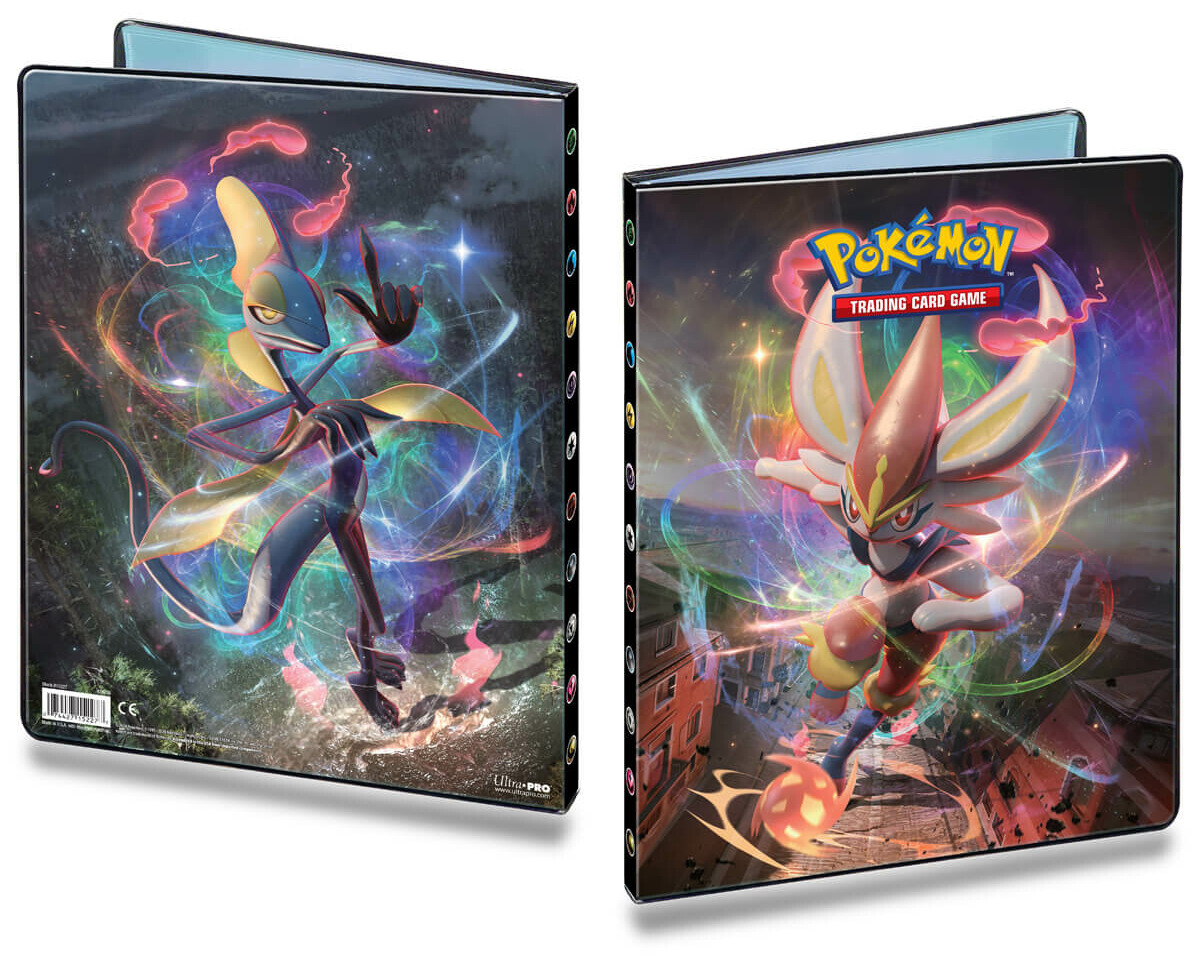 Karetní hra Pokémon TCG: Sword and Shield Rebel Clash - A4 Album (252 karet) (PC)