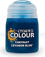 Citadel Contrast Paint (Leviadon Blue) - kontrastní barva - modrá
