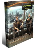 Oficiální průvodce Cyberpunk 2077 - Collectors Edition