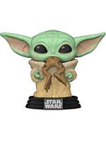 Figurka Star Wars: The Mandalorian - The Child with Frog (Funko POP! Star Wars 379)