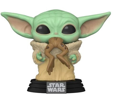 Figurka Star Wars: The Mandalorian - The Child with Frog (Funko POP! Star Wars 379) (PC)