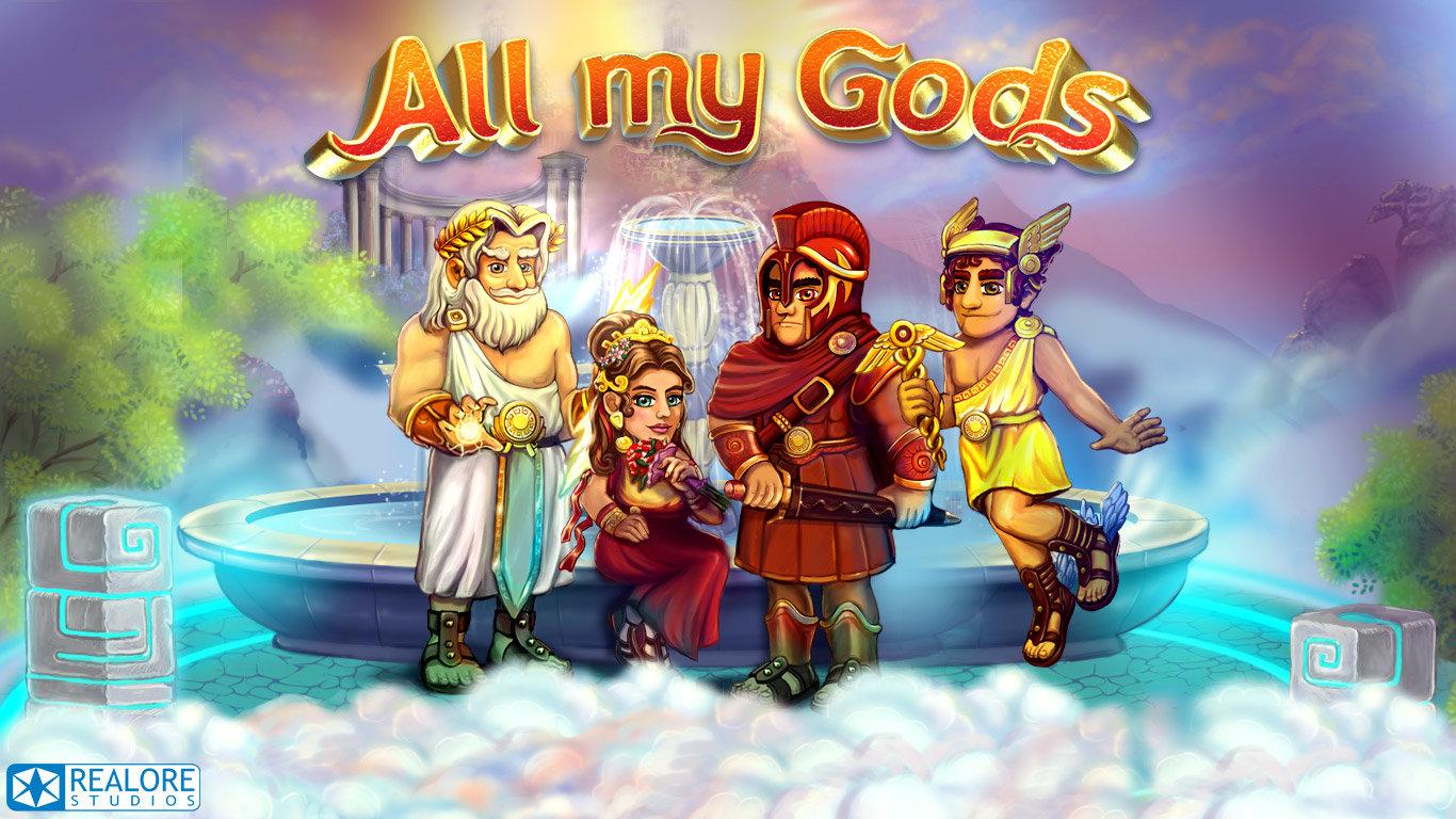 All My Gods (PC) Steam