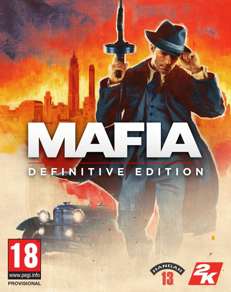 Mafia: Definitive Edition (PC DIGITAL) (PC)