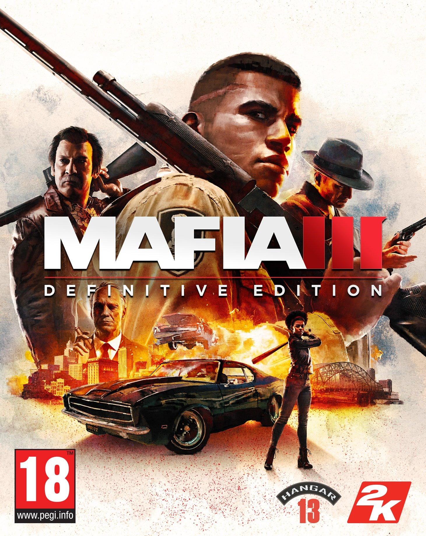 Mafia III: Definitive Edition (PC DIGITAL) (PC)