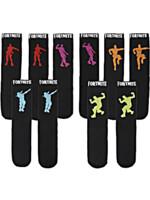 Ponožky Fortnite - Dances (5 párů)