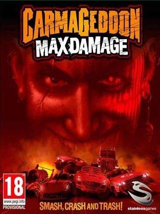 Carmageddon Max Damage (PC)