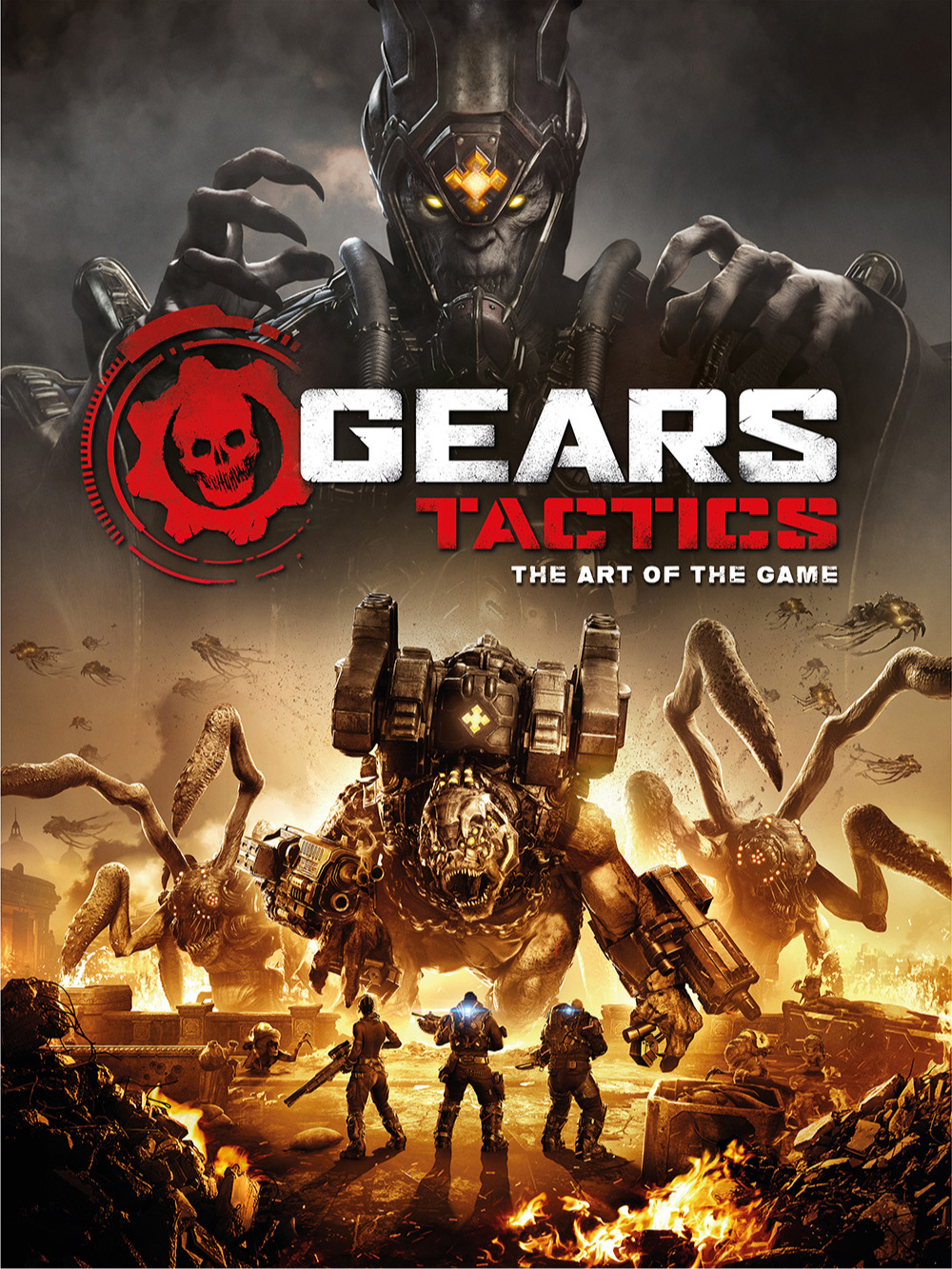 Kniha Gears Tactics - The Art of the Game (PC)