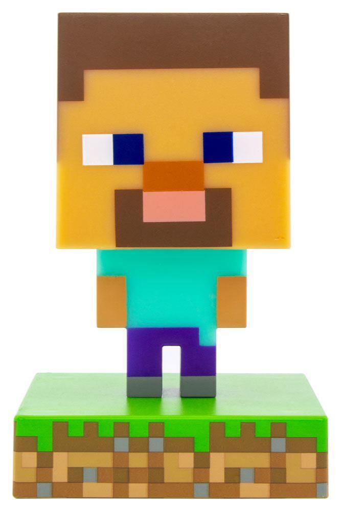 Lampička Minecraft - Steve (PC)