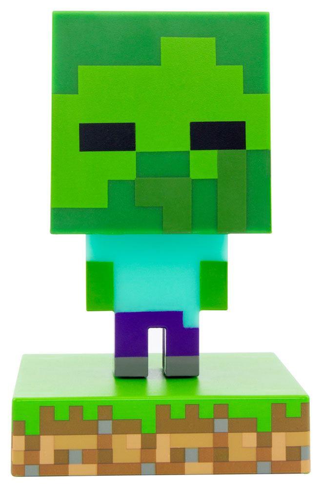 Lampička Minecraft - Zombie (PC)