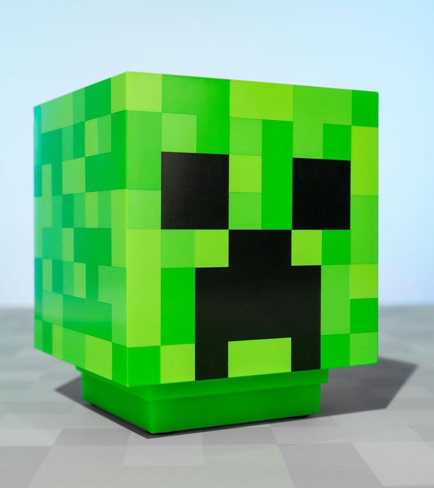 Lampička Minecraft - Creeper (PC)