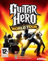 Guitar Hero IV: World Tour + kytara (PC)