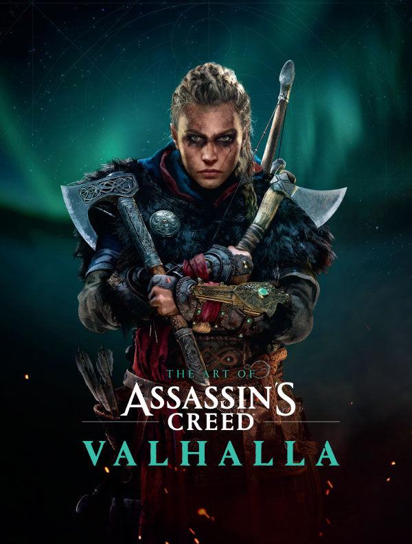 Kniha The Art of Assassins Creed: Valhalla (PC)