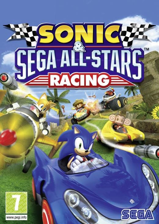 Sonic and SEGA All-Stars Racing (PC)