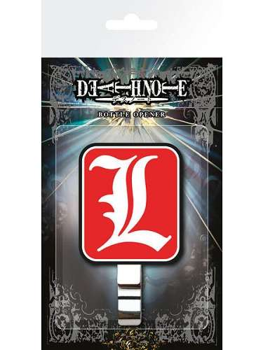 Otvírák Death Note - L Logo (PC)
