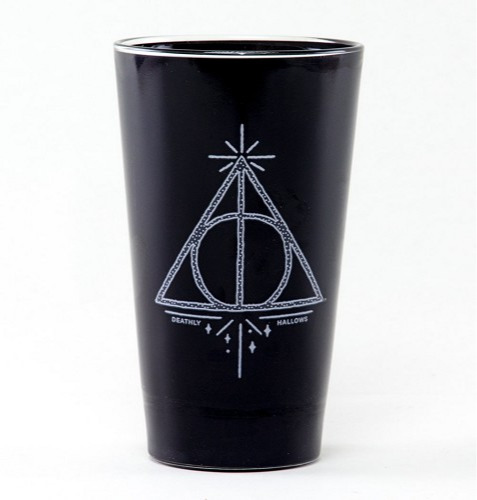 Sklenice Harry Potter - Deathly Hallows (PC)