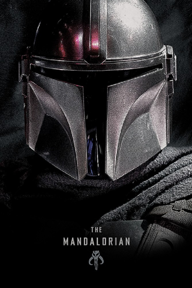Plakát Star Wars - Mandalorian (PC)