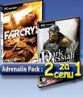 2 za cenu 1: Far Cry 2 + Dark Messiah of MaM (PC)