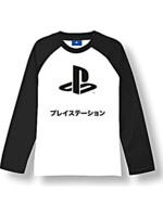 Tričko PlayStation - Japan Raglan