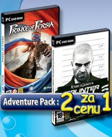 2 za cenu 1: Prince of Persia + Splinter Cell: Double Agent (PC)
