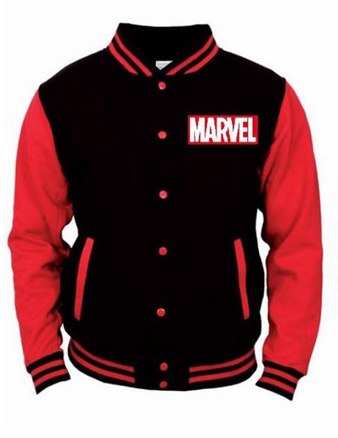 Mikina Marvel - College Jacket (velikost XL) (PC)