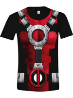 Tričko Deadpool - Costume (velikost L)