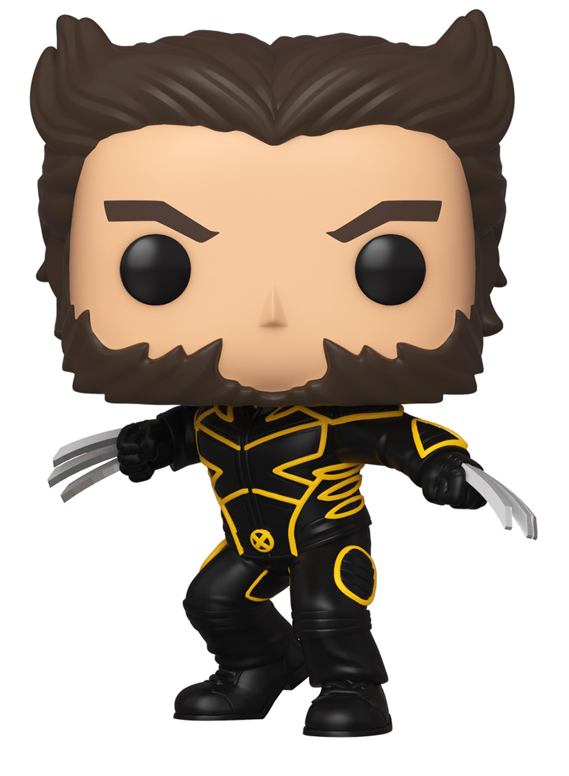 Figurka X-Men 20th Anniversary - Wolverine in Jacket (Funko POP! Marvel 637) (PC)