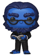 Figurka X-Men 20th Anniversary - Beast (Funko POP! Marvel 643)